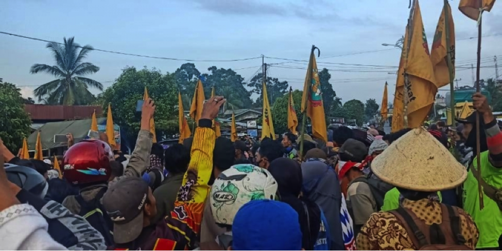 SPI Peasants in Tebo Fight Against Land Grabbing, Implementing Genuine Agrarian Reform