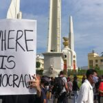 To dream the impossible dream: Youth-led uprisings in Thailand
