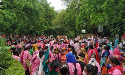 India's women COVID warriors continue struggle for justice