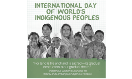 Indigenous self-determination: a blueprint for the 'good life'