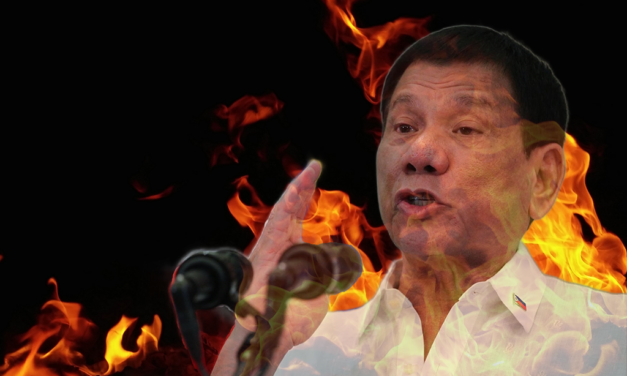 The burning question is not if Duterte will go, but how