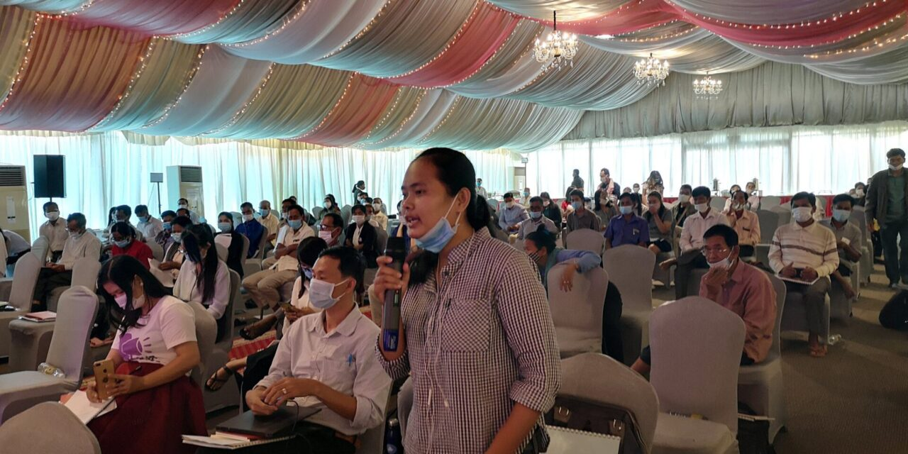 New report surveys COVID impact on vulnerable Cambodians