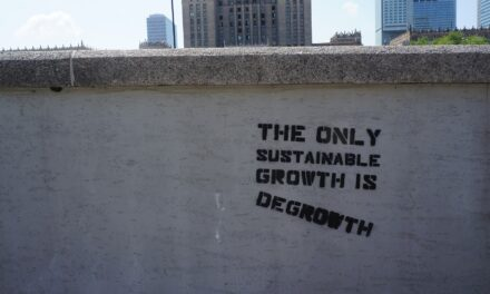 COVID-19, Distorted Development, and Degrowth