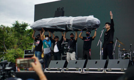 The political education of Thailand's dissident youth
