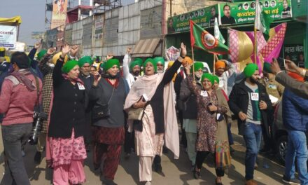 A visit to India's Singhu Border protest camp